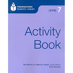Foundations Reading Library Activity Book - Level 7