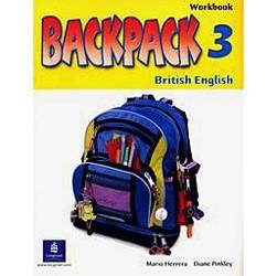 Backpack Workbook 3 (british English)