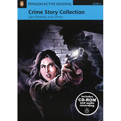 Crime Story Collection - Penguin Active Reading - Level 4