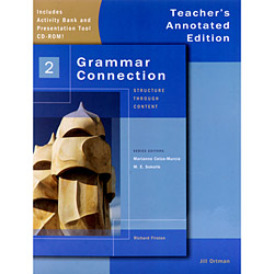 Grammar Connection Presentation Tool - Book+ Cd-rom