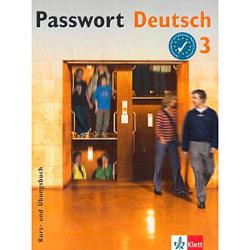 Passwort Deutsch 3 - Kursbuch Und Ubungsbuch Mit Audio-cd