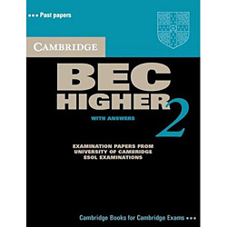 Cambridge Bec Higher: Students Book With Answers 2