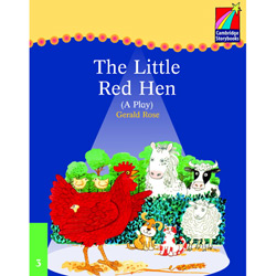 Cambridge Plays - The Little Red Hen Elt Edition