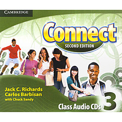 Livro : Connect Class Audio - Digipack Com 3 Cd's Vol. 03
