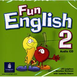 Fun English 2 - Audio Cd