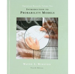 Introduction To Probability Models - Operations Research - Volume Ii