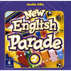 New English Parade 2 - Audio Cds