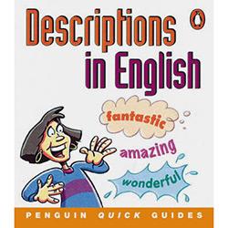 Penguin Quick Guides - Descriptions In English