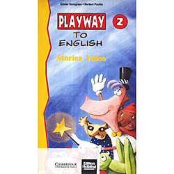Playway To English 2 Stories [video Ntsc]