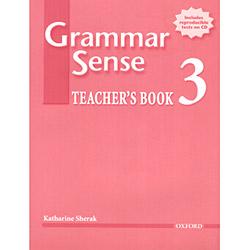 Grammar Sense 3 - Teachers Book