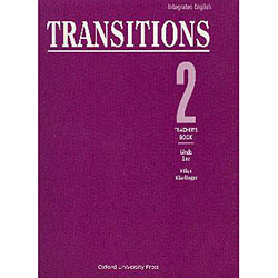 Integrated English - Transitions 2 - Teachers Book