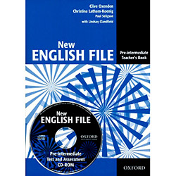 New English File - Pre-intermediate Teachers Book