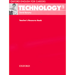 Oxford English For Careers - Technology 1 Teacher's Resource Book
