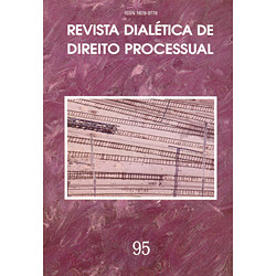 Revista Dialética de Direito Processual N⺠95