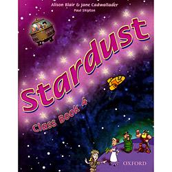 Stardust 4 - Class Book