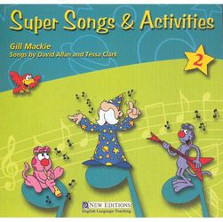 Super Songs & Activies 2 - Audio Cd