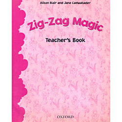 Zig-zag Magic: Teachers Book