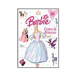 Barbie Contos de Princesas - Com Adesivos