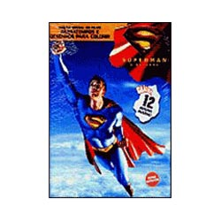 Superman, o Retorno ( Com 12 Adesivos Incríveis)