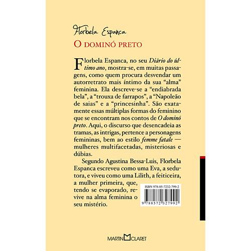 Dominó Preto - Coleção Clássicos de Bolso, O