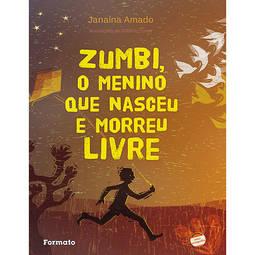Zumbi, o Menino Que Nasceu e Morreu Livre - Janaina Amado