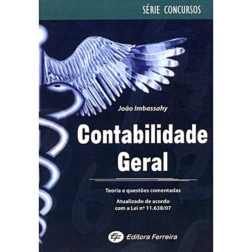 Contabilidade Geral - Col. Concursos