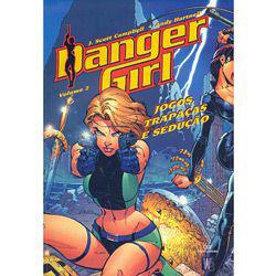 Danger Girl - Jogos, Trapaças e Sedução - 2