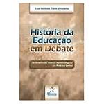 Historia da Educaçao em Debate - as Tendencias