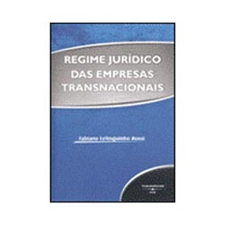 Regime Jurídico das Empresas Transnacionais