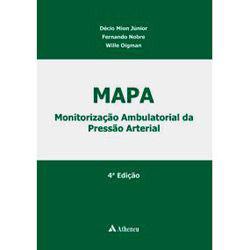 Mapa - Monitorizaçao Ambulatorial da Pressaoarterial