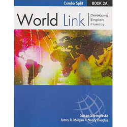 World Link Book 2 - Combo a Split