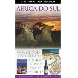Africa do Sul - Guia Visual Folha