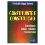 Constituinte e Constituiçao