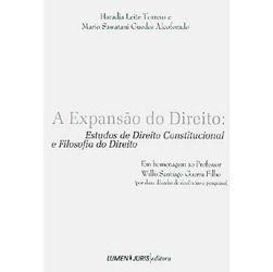 Expansão do Direito - Estudos de Direito Costitucional e Filosofia do Direito