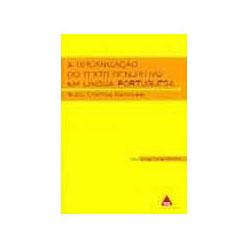 Organizacao do Texto Descritivo em Lingua Portuguesa, A