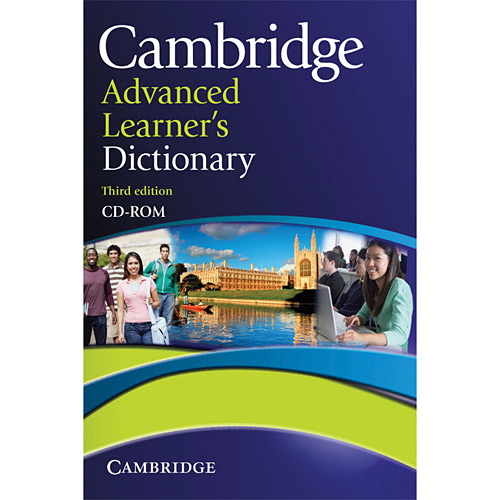 Camb Advanced Learners Dict - Cd-rom