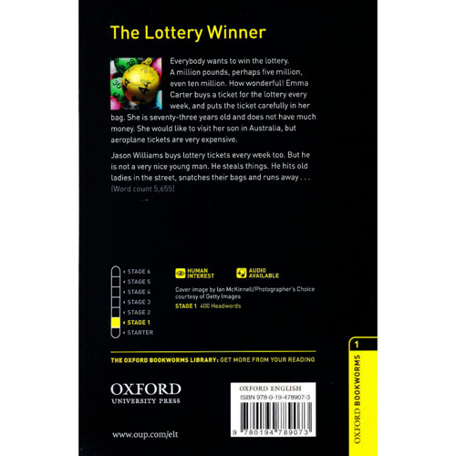 The Lottery Winner - Volume 1