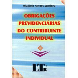 Obrigações Previdenciárias do Contribuinte Individual