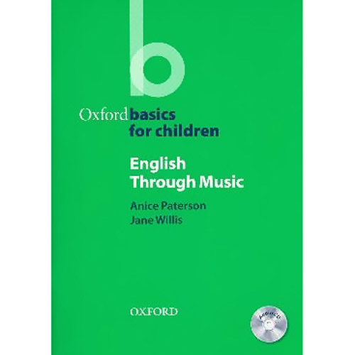 Oxford Basic For Children: English Through Music With Audio Cd