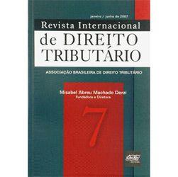 Revista Internacional de Direito Tributário - Janeiro / Junho de 2007