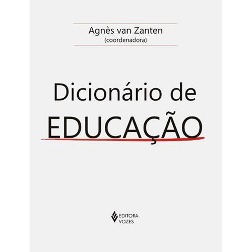 Dicionário de Educação