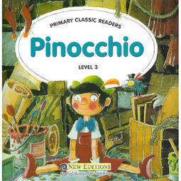 Primary Classics 3: Pinocchio + Audio Cd
