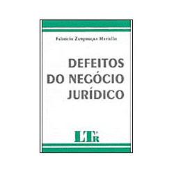 Defeitos do Negócio Jurídico