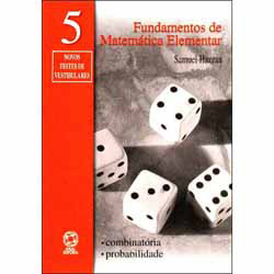 Fundamentos de Matematica Elementar Combinatoria Probabilidade - Volume 5