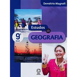 Estudos de Geografia - 8ª Série - 9º Ano