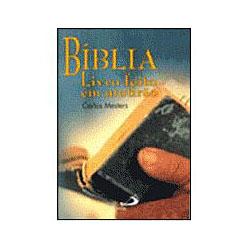 Bíblia - Livro Feito em Mutirão