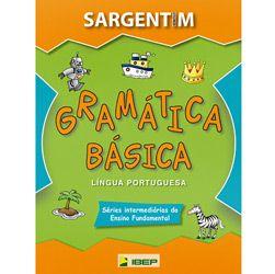 Gramática Básica - Língua Portuguesa - 1⺠Grau