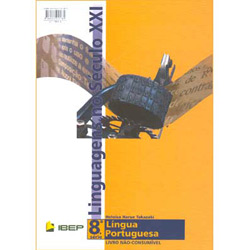 Linguagens no Século Xxi - Língua Portuguesa - 8⪠Série - 1⺠Grau