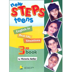 New Steps Teens: English In Real Life Situations