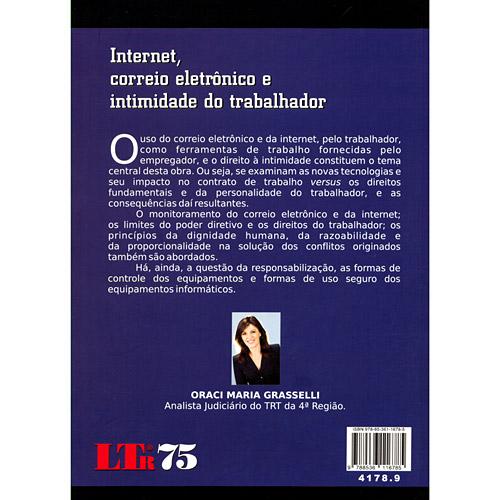 Internet, Correio Eletrônico e Intimidade do Trabalhador